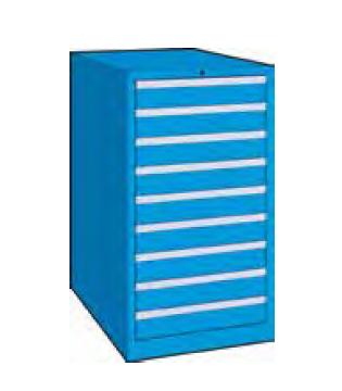 Armoire tiroirs 27x36E